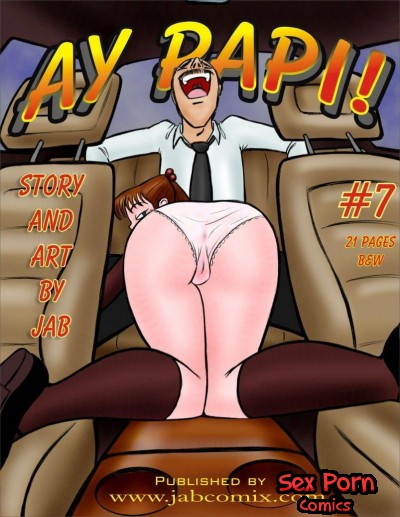 Jab Sex Comix - Ay Papi issue 7
