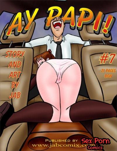Jab Sex Comix - Ay Papi issue 7