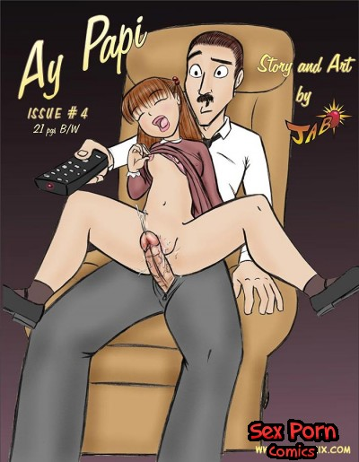 Incest Sex Comix Ay Papi Issue 4 - JabComix