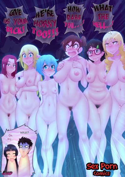 The Lust Hentai Porn Manga By Ghettoyouth